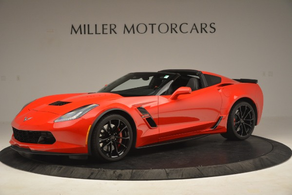 Used 2019 Chevrolet Corvette Grand Sport for sale Sold at Bentley Greenwich in Greenwich CT 06830 2