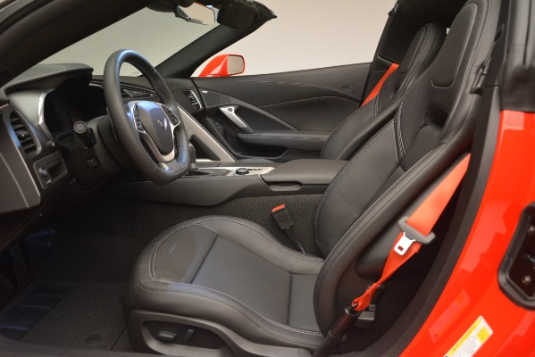 Used 2019 Chevrolet Corvette Grand Sport for sale Sold at Bentley Greenwich in Greenwich CT 06830 20