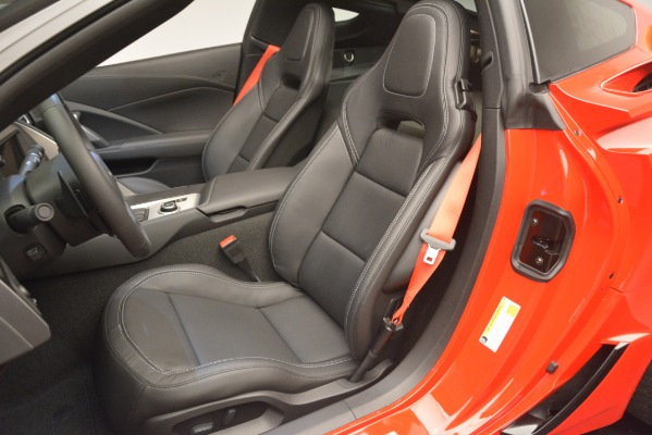 Used 2019 Chevrolet Corvette Grand Sport for sale Sold at Bentley Greenwich in Greenwich CT 06830 21