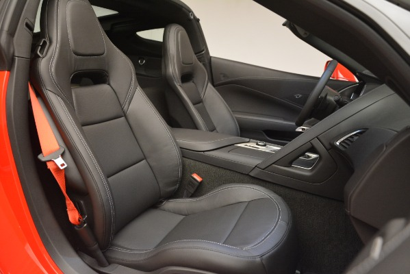 Used 2019 Chevrolet Corvette Grand Sport for sale Sold at Bentley Greenwich in Greenwich CT 06830 25
