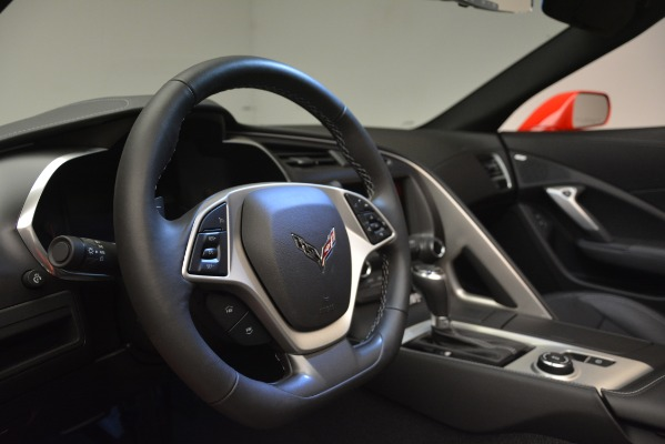 Used 2019 Chevrolet Corvette Grand Sport for sale Sold at Bentley Greenwich in Greenwich CT 06830 26