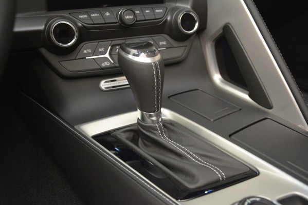 Used 2019 Chevrolet Corvette Grand Sport for sale Sold at Bentley Greenwich in Greenwich CT 06830 27