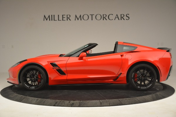 Used 2019 Chevrolet Corvette Grand Sport for sale Sold at Bentley Greenwich in Greenwich CT 06830 3
