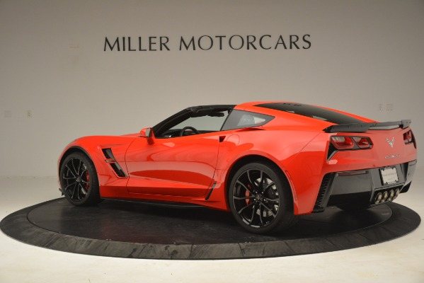 Used 2019 Chevrolet Corvette Grand Sport for sale Sold at Bentley Greenwich in Greenwich CT 06830 4