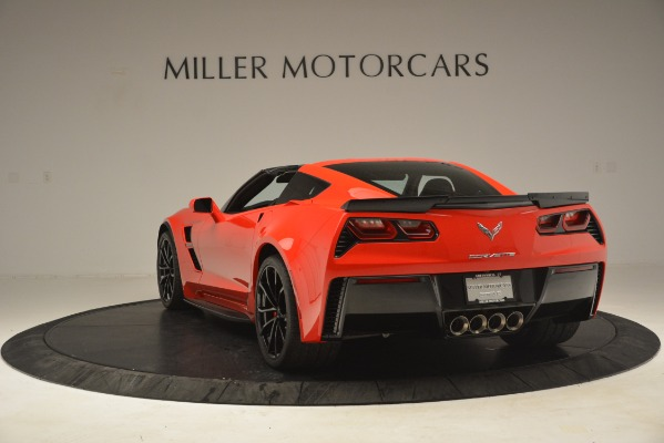 Used 2019 Chevrolet Corvette Grand Sport for sale Sold at Bentley Greenwich in Greenwich CT 06830 5