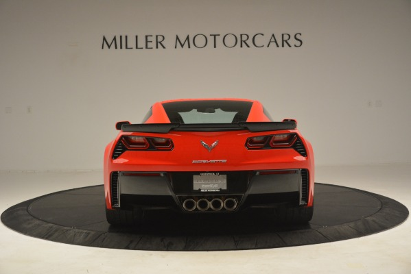 Used 2019 Chevrolet Corvette Grand Sport for sale Sold at Bentley Greenwich in Greenwich CT 06830 6