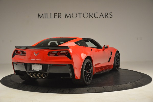 Used 2019 Chevrolet Corvette Grand Sport for sale Sold at Bentley Greenwich in Greenwich CT 06830 7