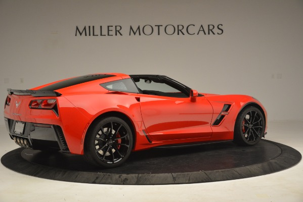 Used 2019 Chevrolet Corvette Grand Sport for sale Sold at Bentley Greenwich in Greenwich CT 06830 8