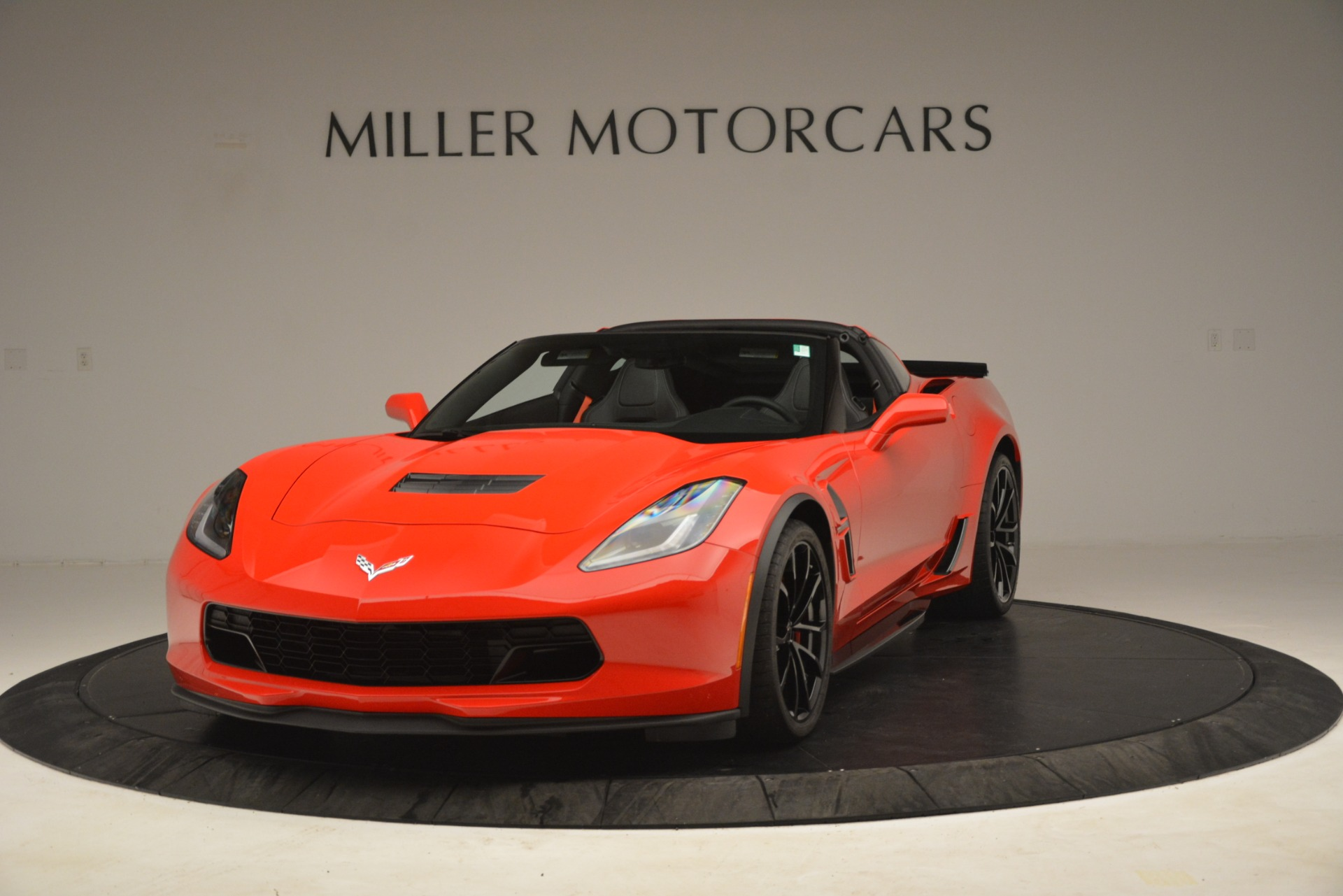 Used 2019 Chevrolet Corvette Grand Sport for sale Sold at Bentley Greenwich in Greenwich CT 06830 1