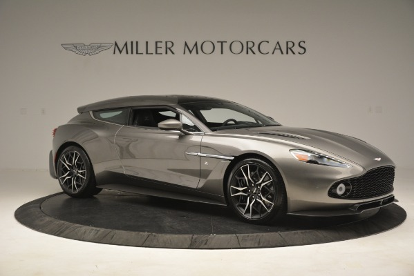 New 2019 Aston Martin Vanquish Zagato Shooting Brake for sale Sold at Bentley Greenwich in Greenwich CT 06830 10