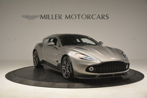 New 2019 Aston Martin Vanquish Zagato Shooting Brake for sale Sold at Bentley Greenwich in Greenwich CT 06830 11