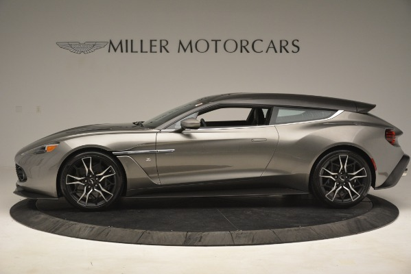 New 2019 Aston Martin Vanquish Zagato Shooting Brake for sale Sold at Bentley Greenwich in Greenwich CT 06830 2