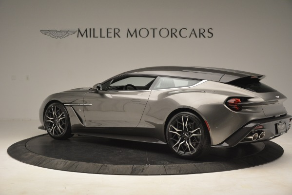 New 2019 Aston Martin Vanquish Zagato Shooting Brake for sale Sold at Bentley Greenwich in Greenwich CT 06830 4