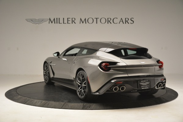 New 2019 Aston Martin Vanquish Zagato Shooting Brake for sale Sold at Bentley Greenwich in Greenwich CT 06830 5
