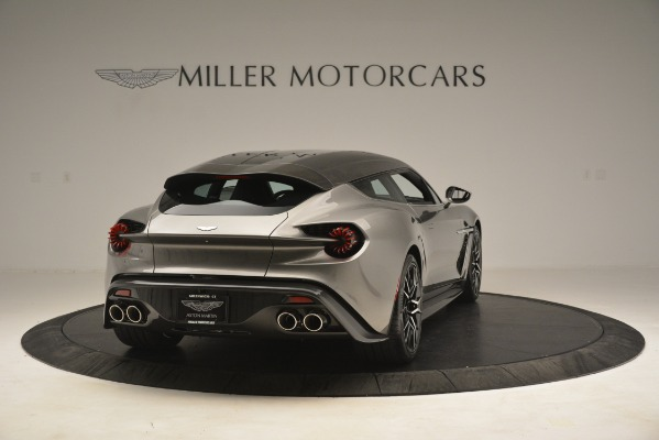 New 2019 Aston Martin Vanquish Zagato Shooting Brake for sale Sold at Bentley Greenwich in Greenwich CT 06830 7