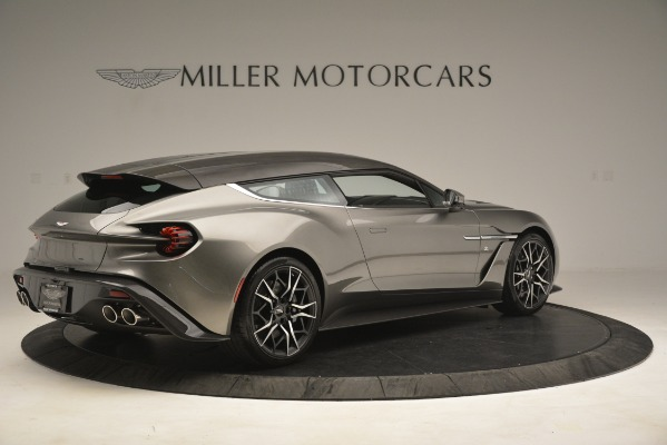 New 2019 Aston Martin Vanquish Zagato Shooting Brake for sale Sold at Bentley Greenwich in Greenwich CT 06830 8