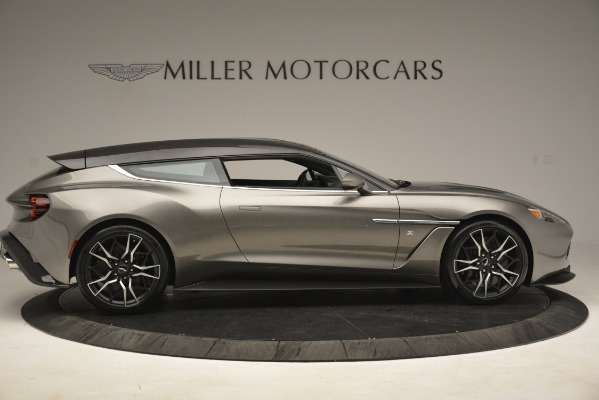 New 2019 Aston Martin Vanquish Zagato Shooting Brake for sale Sold at Bentley Greenwich in Greenwich CT 06830 9