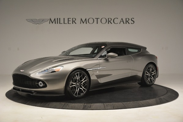 New 2019 Aston Martin Vanquish Zagato Shooting Brake for sale Sold at Bentley Greenwich in Greenwich CT 06830 1