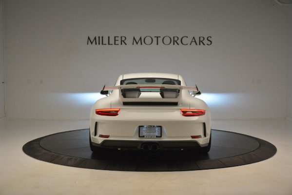 Used 2018 Porsche 911 GT3 for sale Sold at Bentley Greenwich in Greenwich CT 06830 4