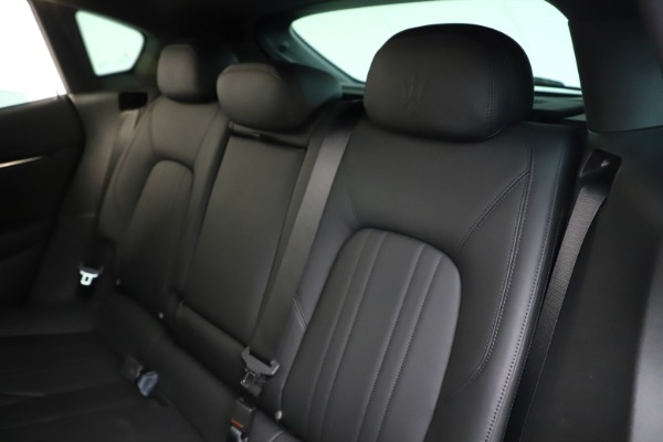 Used 2019 Maserati Levante Q4 for sale $61,900 at Bentley Greenwich in Greenwich CT 06830 18