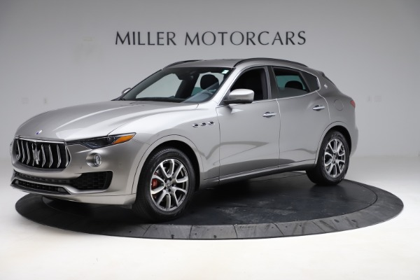 Used 2019 Maserati Levante Q4 for sale $61,900 at Bentley Greenwich in Greenwich CT 06830 2