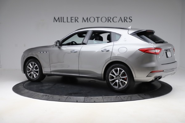 Used 2019 Maserati Levante Q4 for sale $61,900 at Bentley Greenwich in Greenwich CT 06830 4