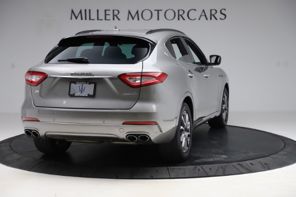 Used 2019 Maserati Levante Q4 for sale $61,900 at Bentley Greenwich in Greenwich CT 06830 7