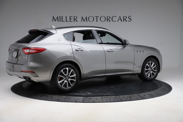 Used 2019 Maserati Levante Q4 for sale $61,900 at Bentley Greenwich in Greenwich CT 06830 8