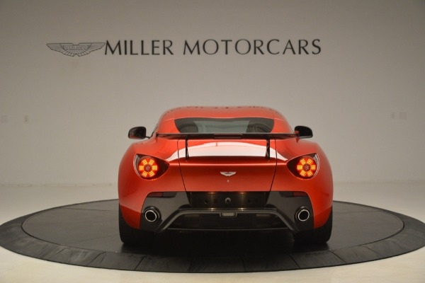 Used 2013 Aston Martin V12 Zagato Coupe for sale Call for price at Bentley Greenwich in Greenwich CT 06830 11