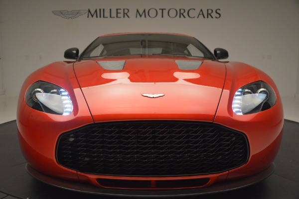 Used 2013 Aston Martin V12 Zagato Coupe for sale Call for price at Bentley Greenwich in Greenwich CT 06830 23