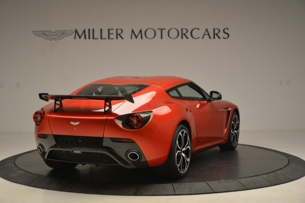 Used 2013 Aston Martin V12 Zagato Coupe for sale Call for price at Bentley Greenwich in Greenwich CT 06830 5