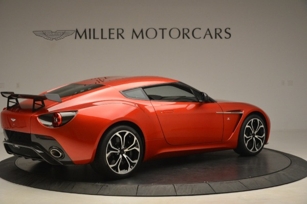 Used 2013 Aston Martin V12 Zagato Coupe for sale Call for price at Bentley Greenwich in Greenwich CT 06830 6