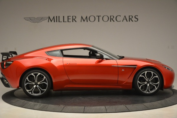 Used 2013 Aston Martin V12 Zagato Coupe for sale Call for price at Bentley Greenwich in Greenwich CT 06830 7