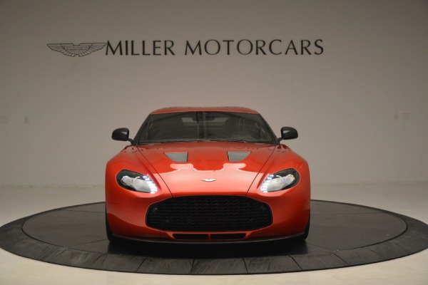 Used 2013 Aston Martin V12 Zagato Coupe for sale Call for price at Bentley Greenwich in Greenwich CT 06830 8