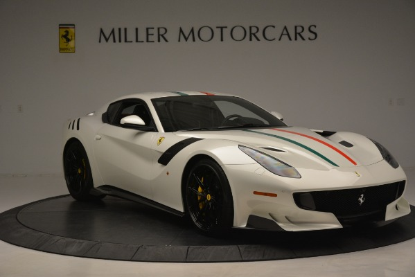 Used 2017 Ferrari F12tdf for sale Sold at Bentley Greenwich in Greenwich CT 06830 11