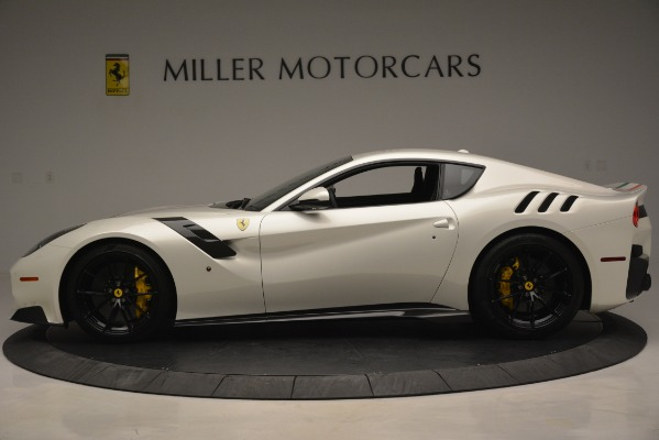 Used 2017 Ferrari F12tdf for sale Sold at Bentley Greenwich in Greenwich CT 06830 3