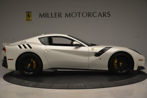 Used 2017 Ferrari F12tdf for sale Sold at Bentley Greenwich in Greenwich CT 06830 9