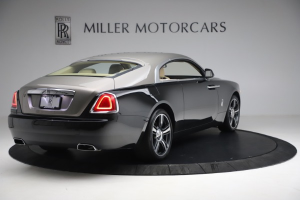 Used 2015 Rolls-Royce Wraith for sale $199,900 at Bentley Greenwich in Greenwich CT 06830 10