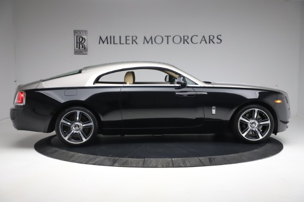 Used 2015 Rolls-Royce Wraith for sale $199,900 at Bentley Greenwich in Greenwich CT 06830 11