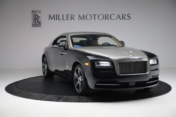 Used 2015 Rolls-Royce Wraith for sale $199,900 at Bentley Greenwich in Greenwich CT 06830 13