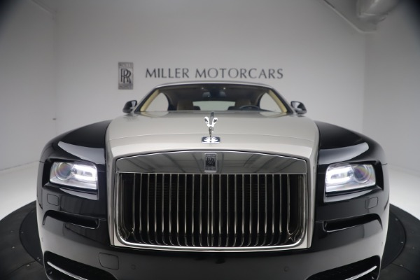Used 2015 Rolls-Royce Wraith for sale $199,900 at Bentley Greenwich in Greenwich CT 06830 15
