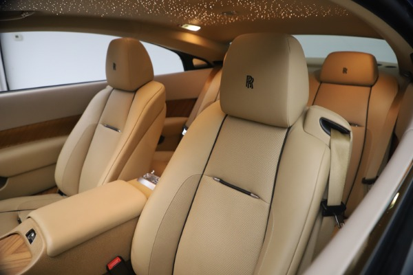 Used 2015 Rolls-Royce Wraith for sale $199,900 at Bentley Greenwich in Greenwich CT 06830 17