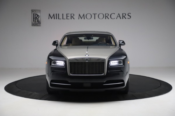 Used 2015 Rolls-Royce Wraith for sale $199,900 at Bentley Greenwich in Greenwich CT 06830 2