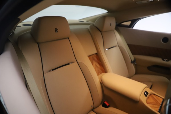 Used 2015 Rolls-Royce Wraith for sale $199,900 at Bentley Greenwich in Greenwich CT 06830 21