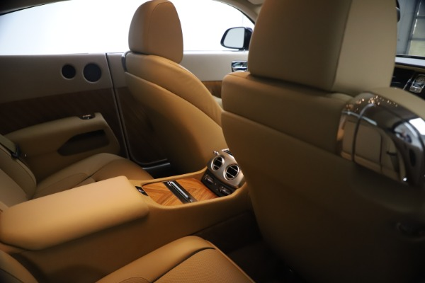 Used 2015 Rolls-Royce Wraith for sale $199,900 at Bentley Greenwich in Greenwich CT 06830 24