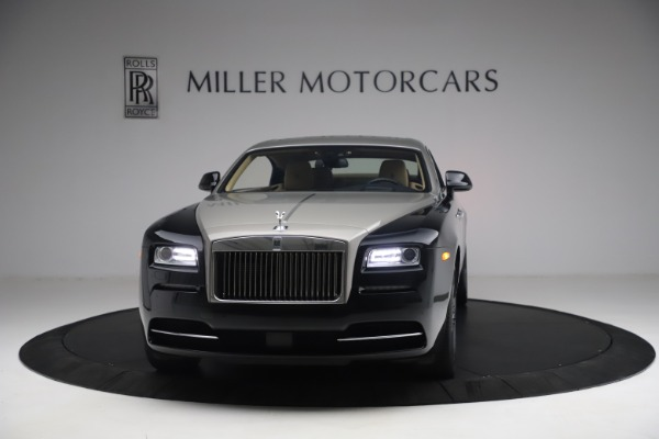 Used 2015 Rolls-Royce Wraith for sale $199,900 at Bentley Greenwich in Greenwich CT 06830 3