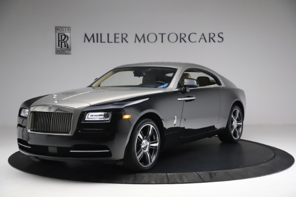 Used 2015 Rolls-Royce Wraith for sale $199,900 at Bentley Greenwich in Greenwich CT 06830 4