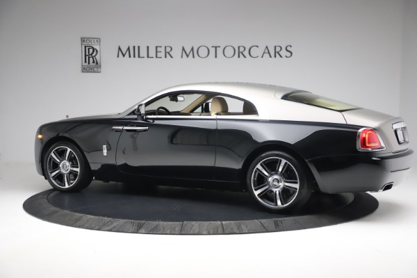 Used 2015 Rolls-Royce Wraith for sale $199,900 at Bentley Greenwich in Greenwich CT 06830 6