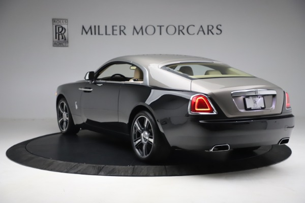 Used 2015 Rolls-Royce Wraith for sale $199,900 at Bentley Greenwich in Greenwich CT 06830 7