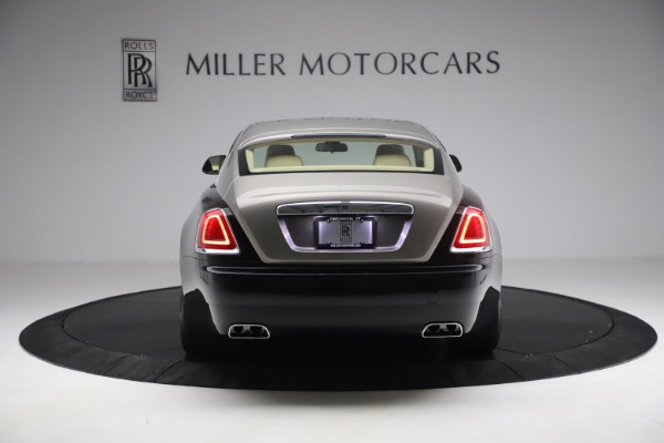 Used 2015 Rolls-Royce Wraith for sale $199,900 at Bentley Greenwich in Greenwich CT 06830 8
